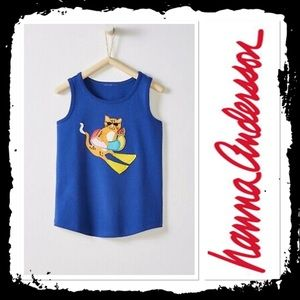 Hanna Andersson Beach Cat Tank